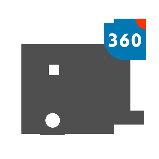 360° 3D virtualni ogledi prikolice