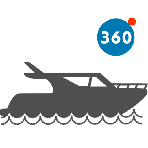 360° virtualni ogled barke, jadrnice