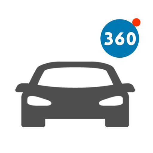 360° 3D virtualni ogledi avtomobile